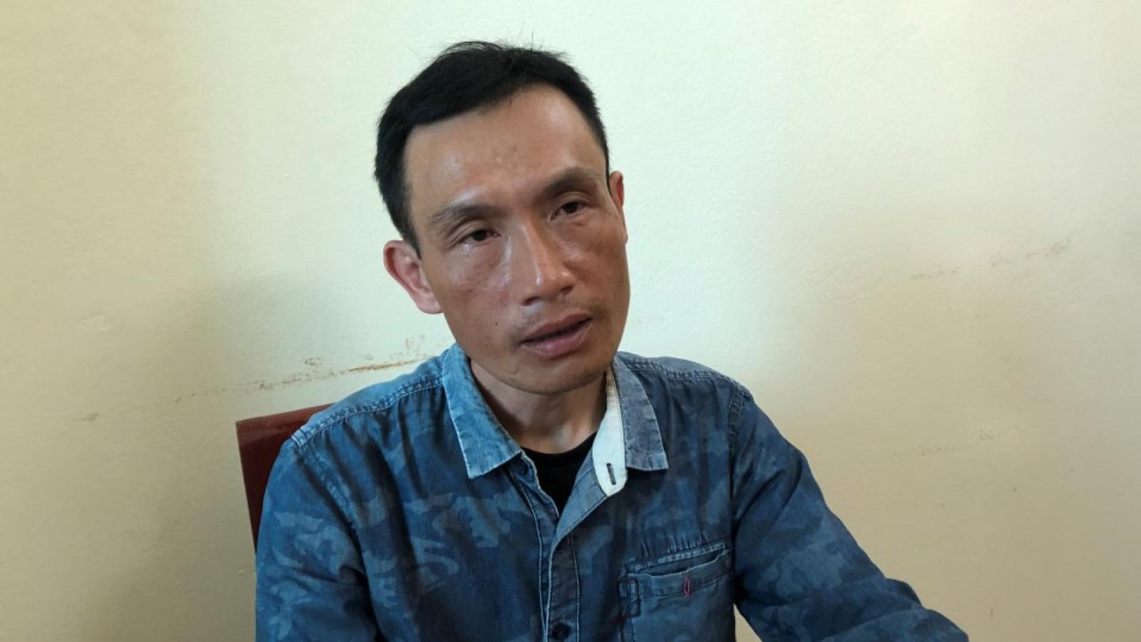 Bắt đối tượng trộm cắp xe máy liên hoàn tại Yên Bái