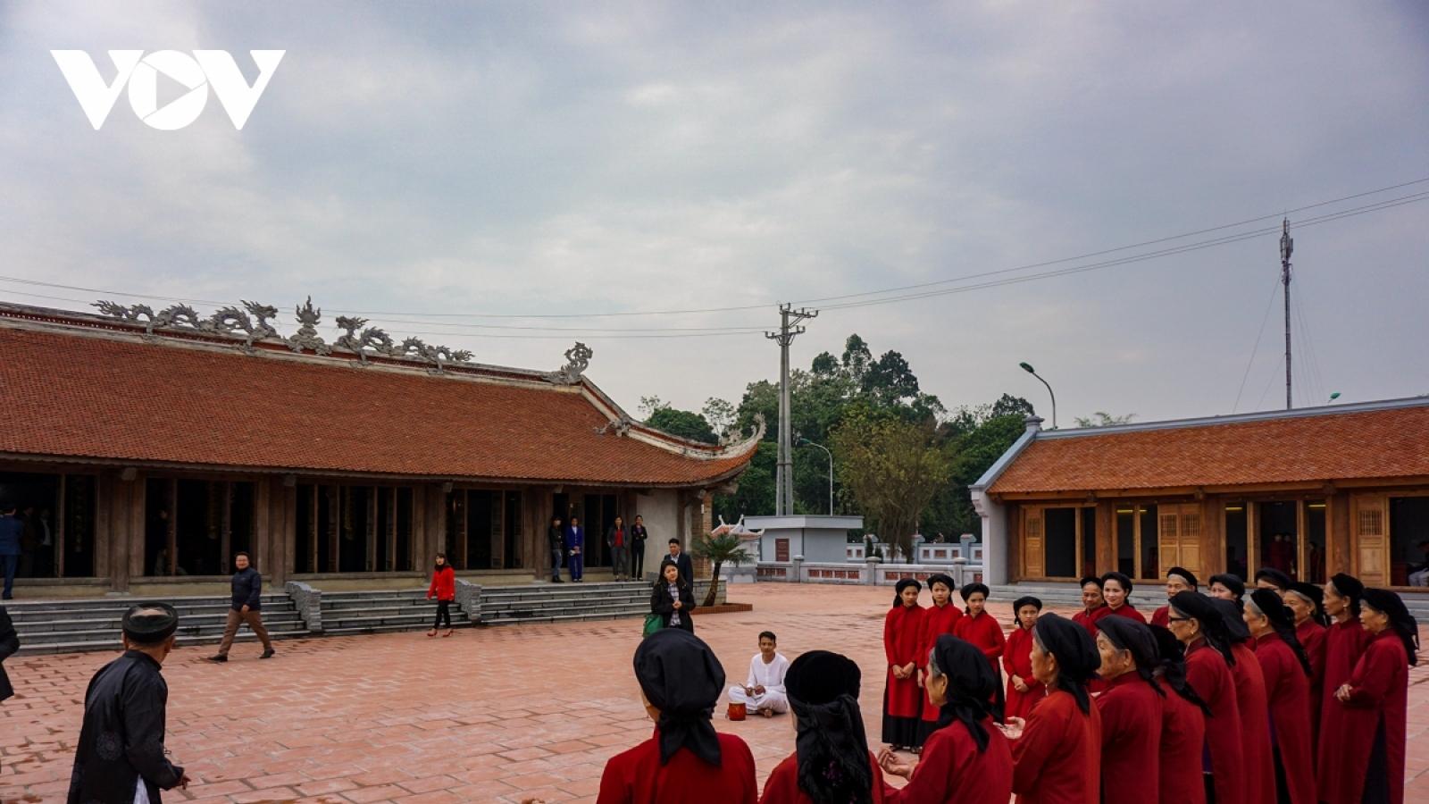 Du lịch Phú Thọ nỗ lực đổi mới sản phẩm để thu hút khách