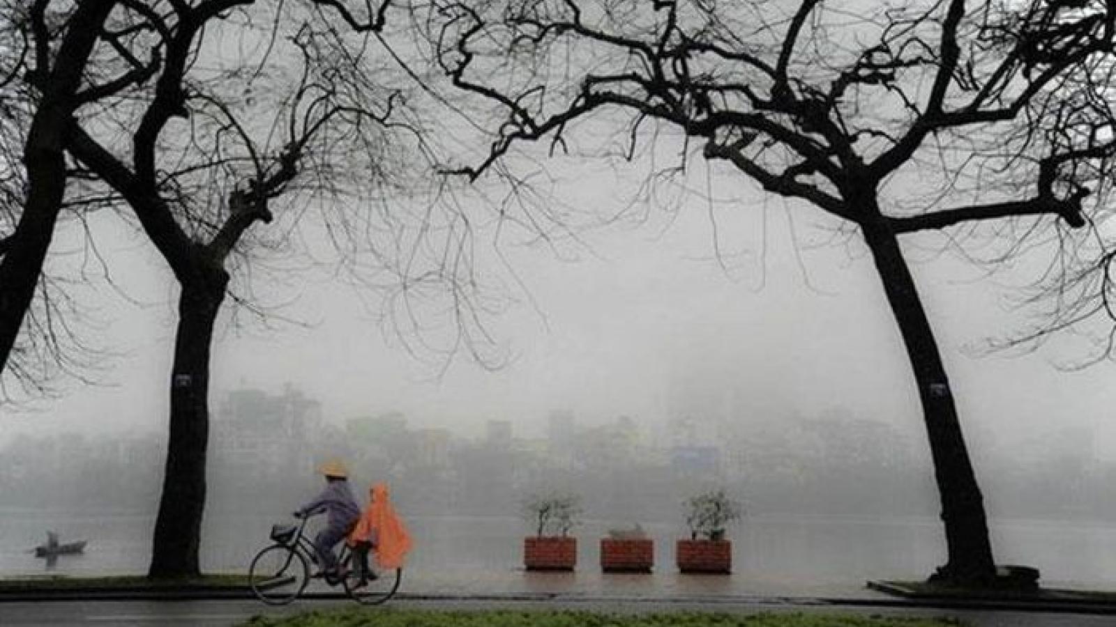 Thời tiết ngày 6/4: Miền Bắc có mưa, Nam bộ nắng nóng