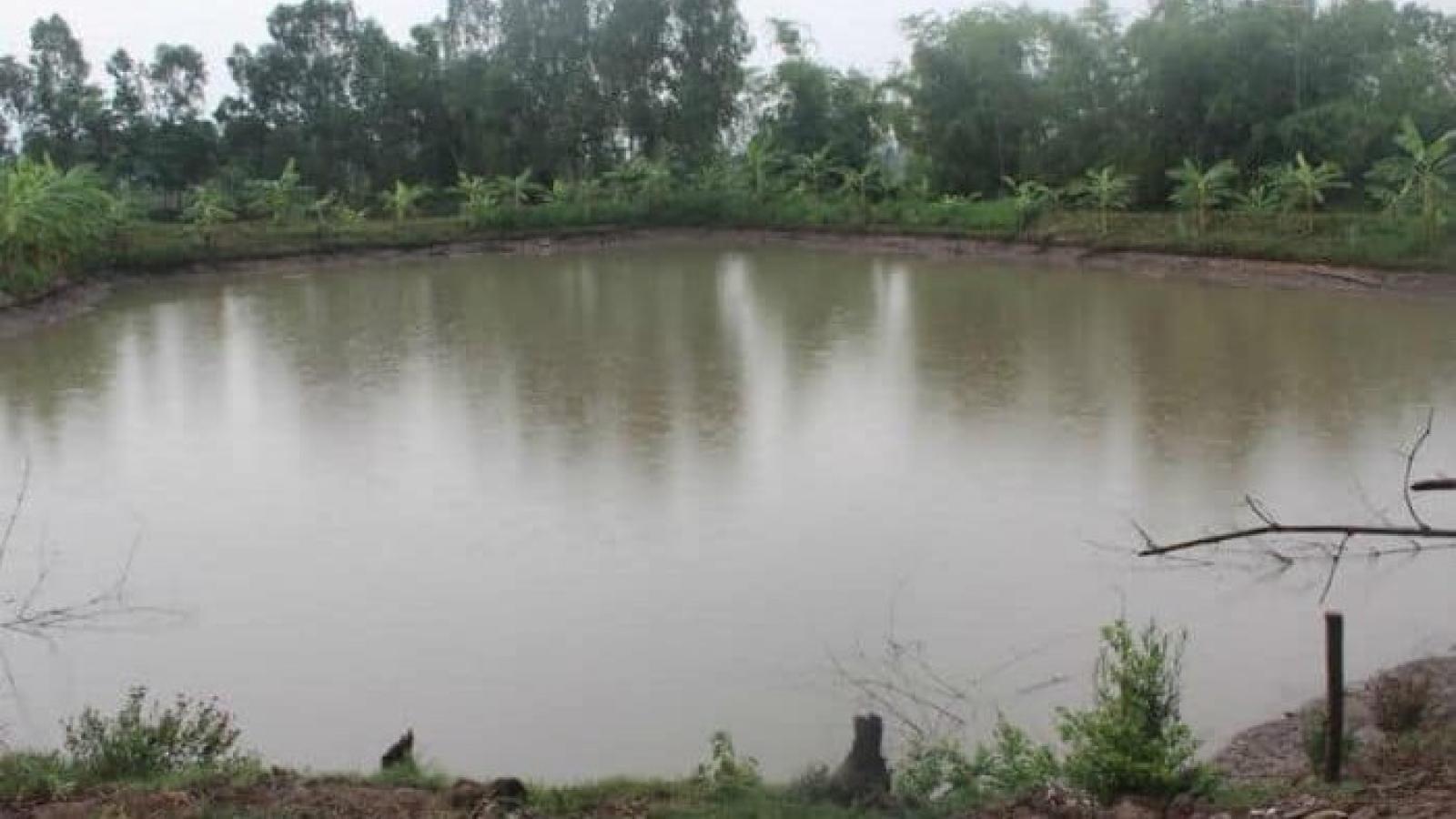 Rủ nhau tắm ao, 3 học sinh ở Sơn La đuối nước thương tâm