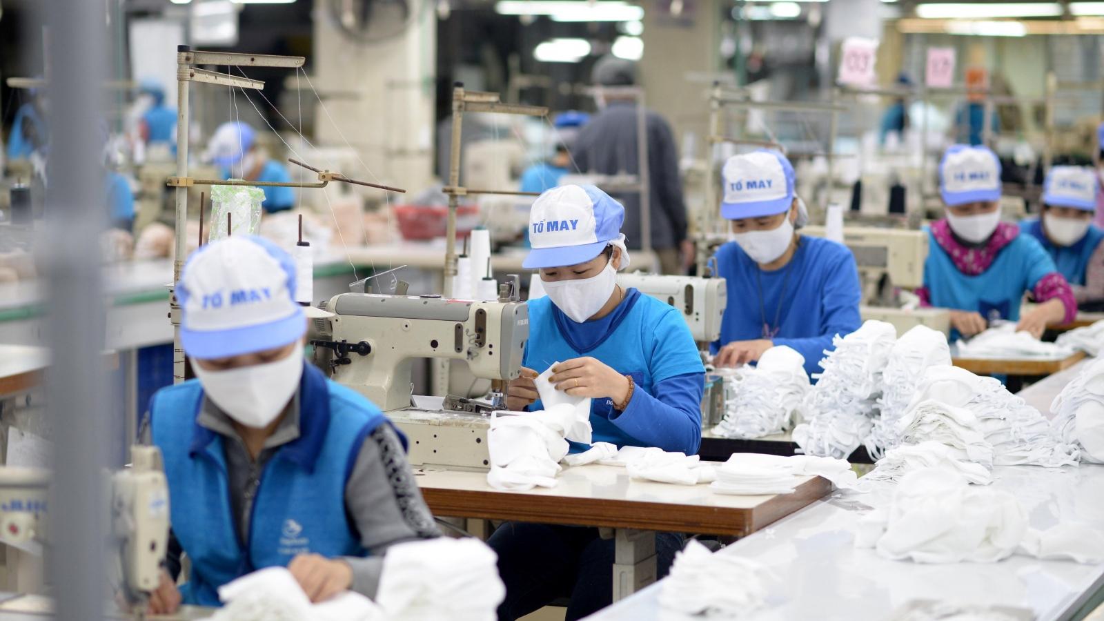 Ngày Quốc tế Lao động 1/5: Xây dựng giai cấp công nhân vững mạnh, hiện đại