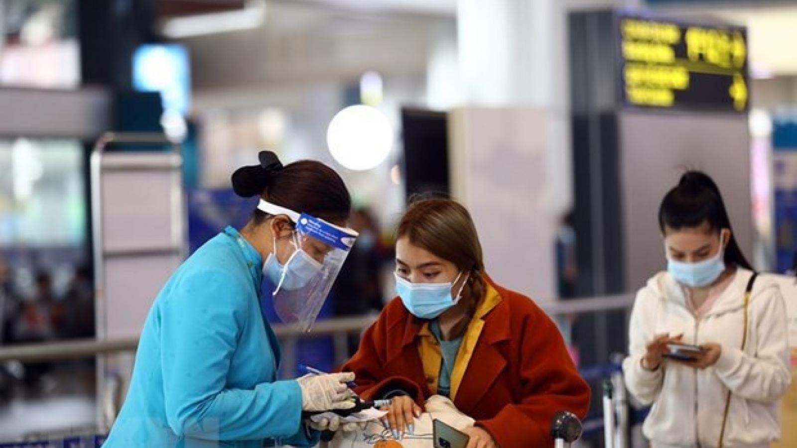 E-health declaration compulsory for all air passengers: CAAV