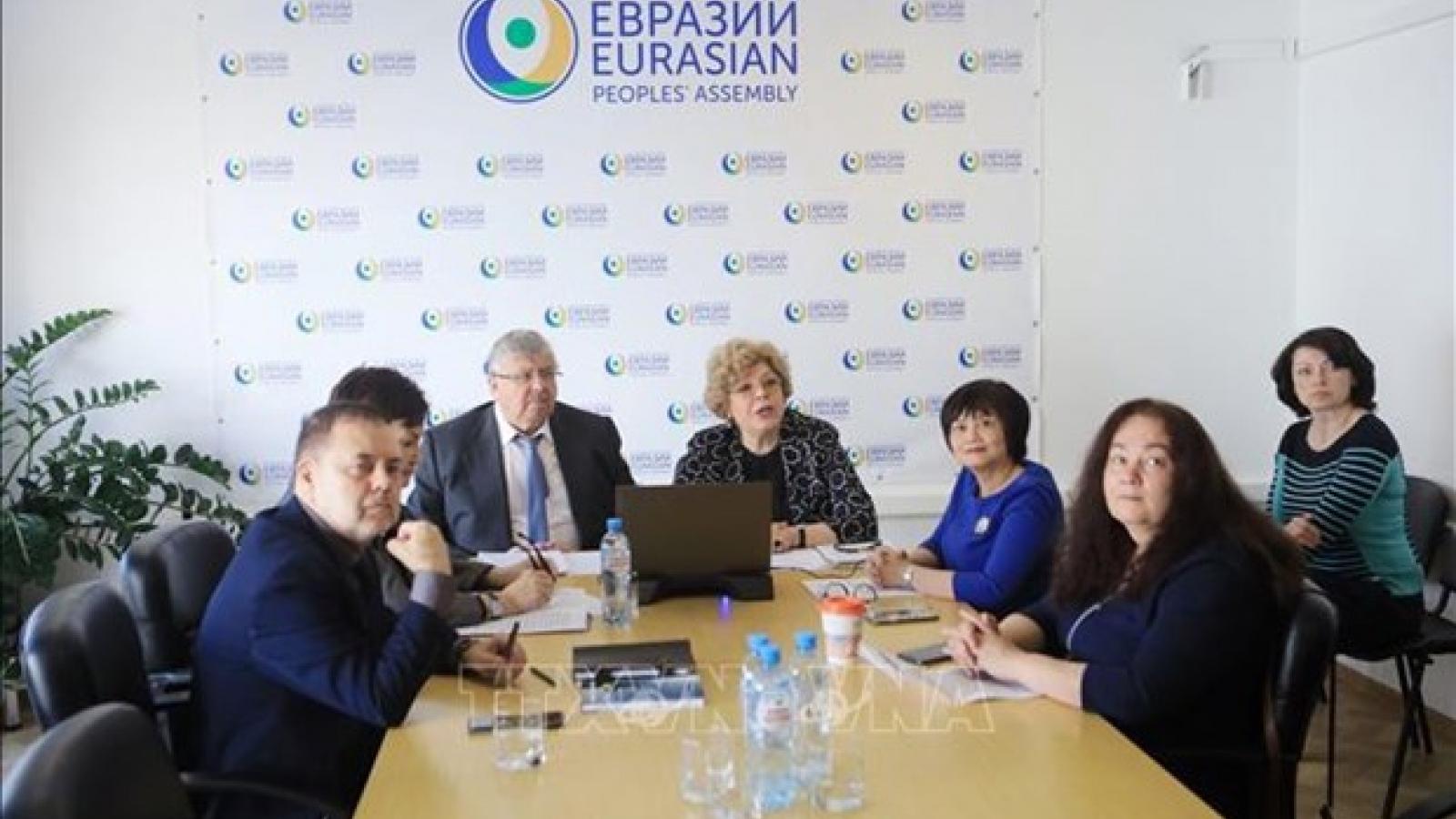 Int'l workshop spotlights Vietnam's role in Asia-Europe partnership