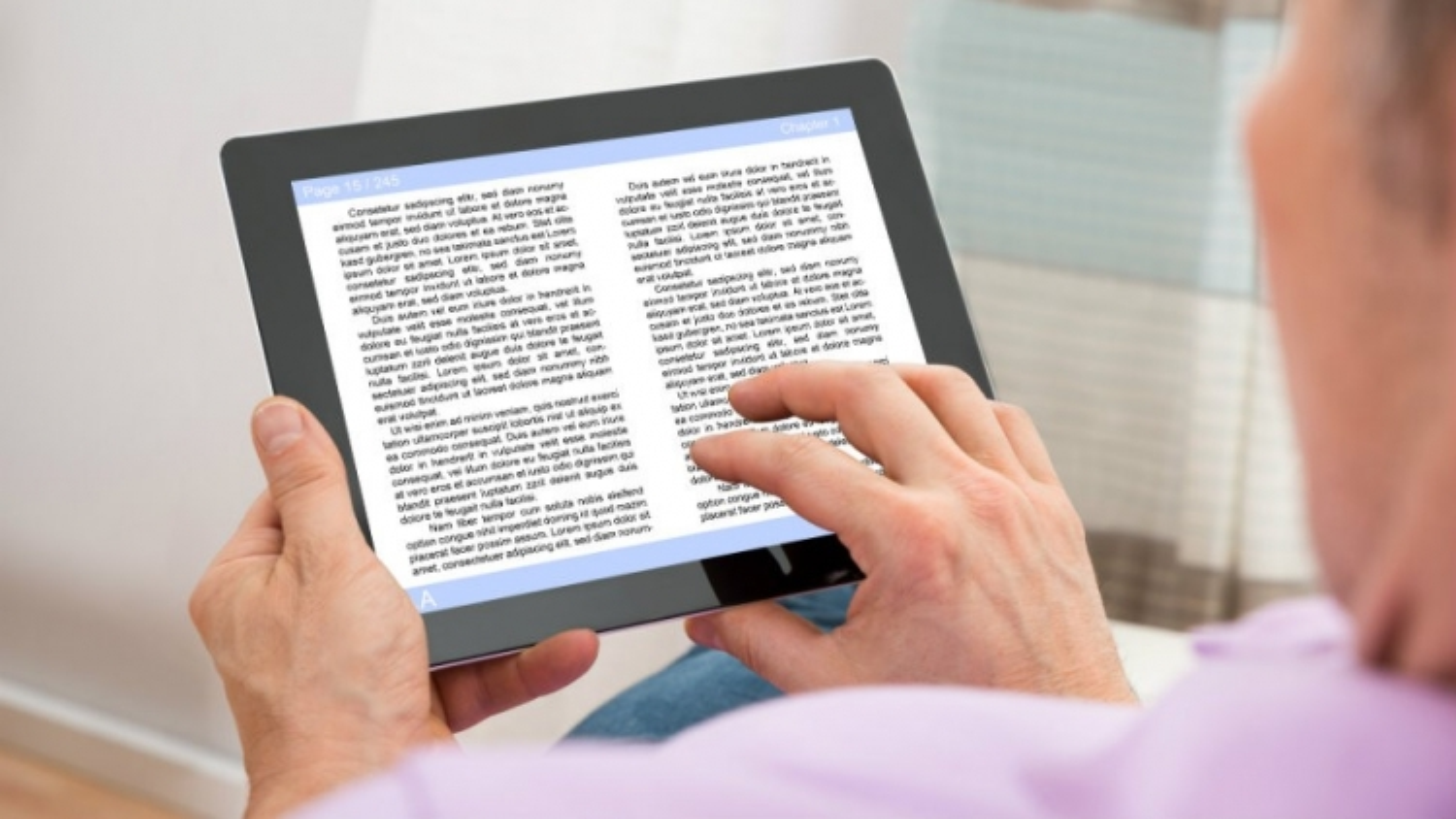 Sách số giúplan tỏa rộng hơn tình yêu đọc sách