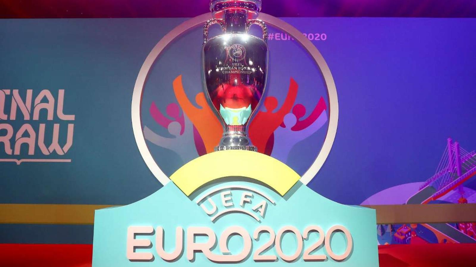 EURO 2020 có số cầu thủ tham dự đông kỷ lục?