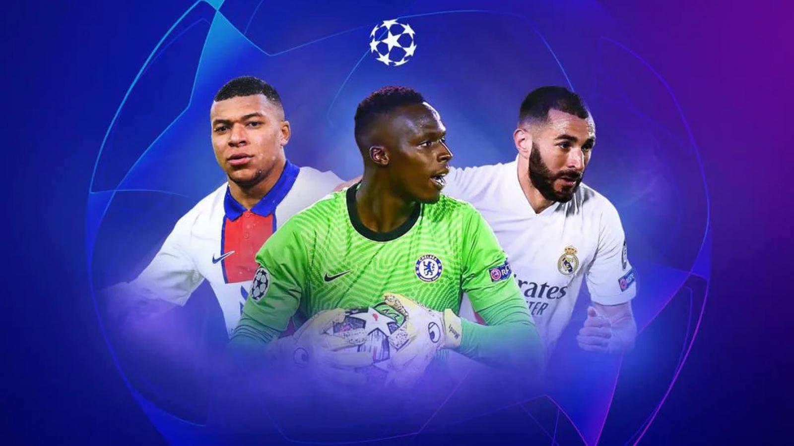 Lượt về tứ kết Champions League 2020/2021: Sức bật từ… chân tường