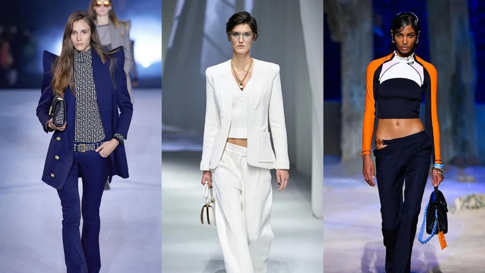 Xu hướng thời trang Xuân/Hè 2021: Sự trở lại của những thiết kế thập niên 90
