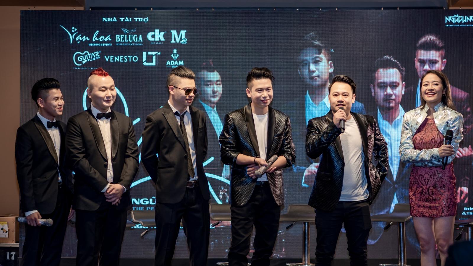 """Ngũ Cung khiến Phương Thanh trầm trồ vì màn hợp tác thú vị trong MV """"Yêu"""""""