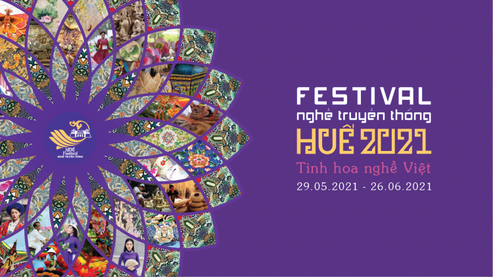 Đặc sắc các hoạt động tại Festival nghề truyền thống Huế 2021