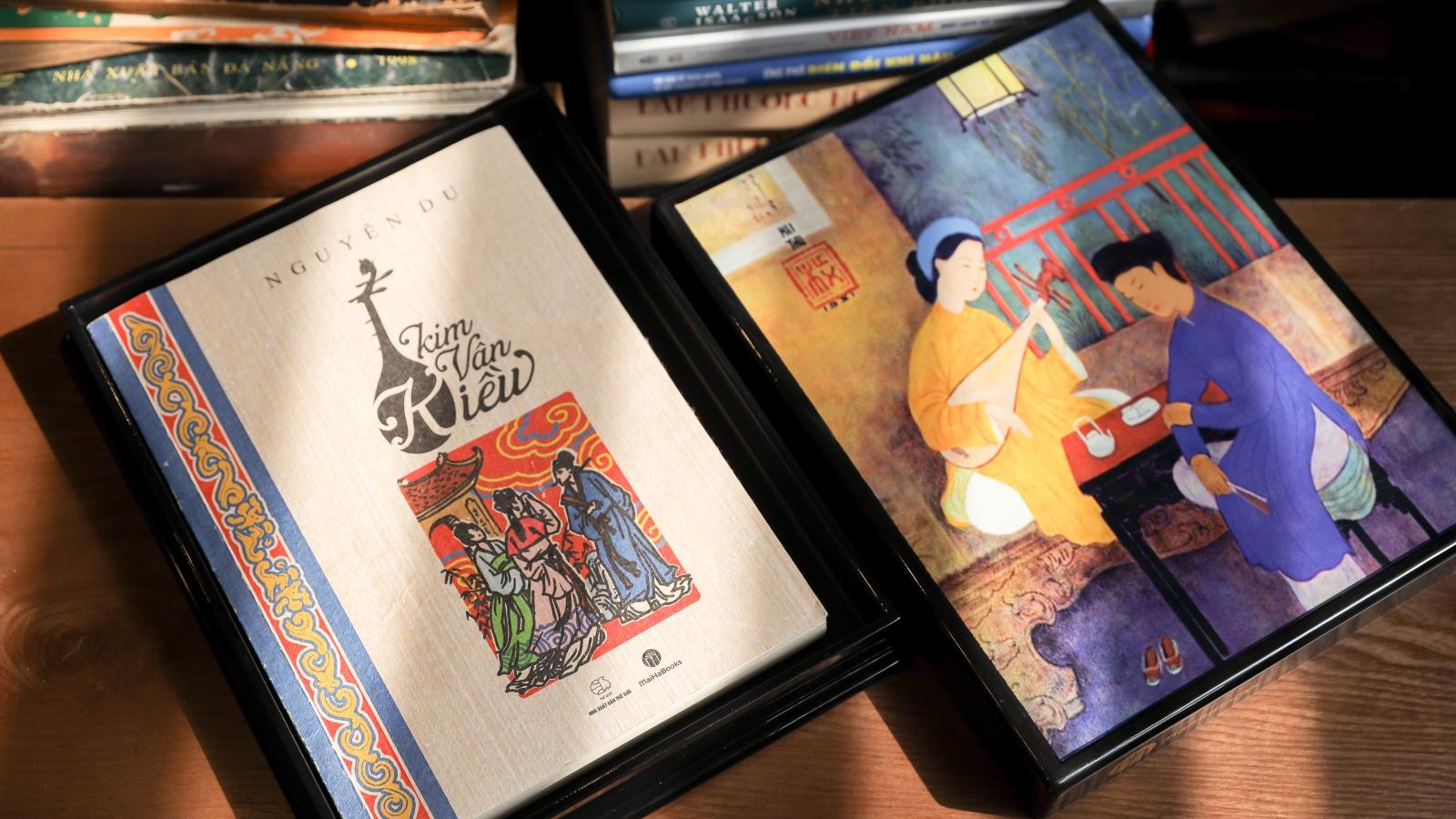 """Ấn tượng sách giấy dó tại chợ sách """"Một nét văn hóa Hà Nội"""""""