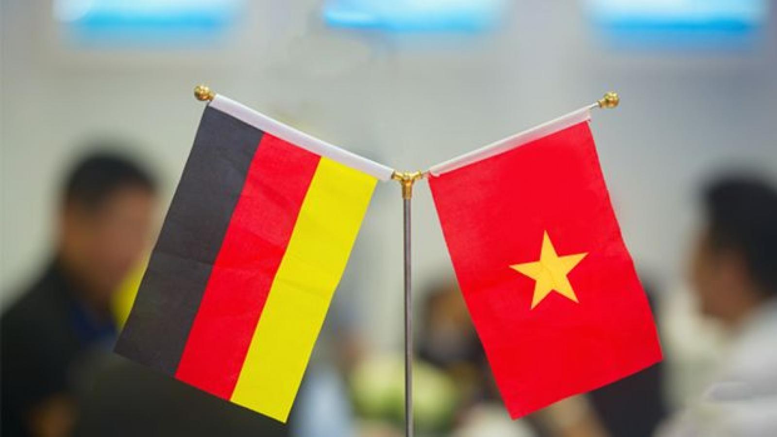 Vietnam, Germany enjoy growing ties in multiple fields despite COVID-19