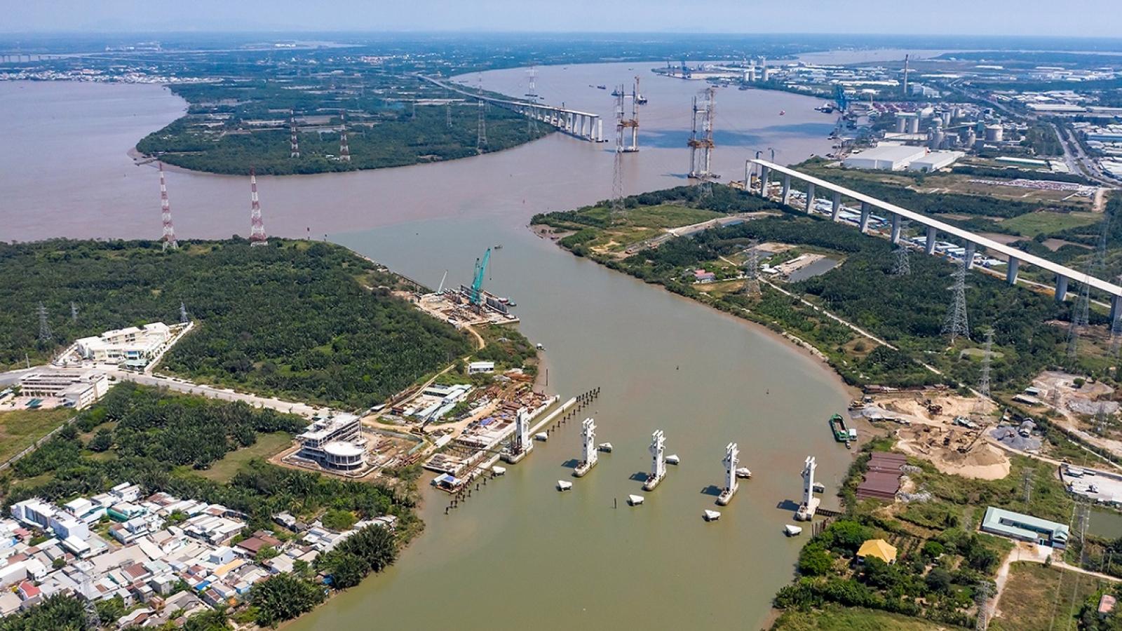 """Dự án chống ngập do triều gần 10.000 tỷ đồng tại TPHCM chính thức được """"cứu"""""""