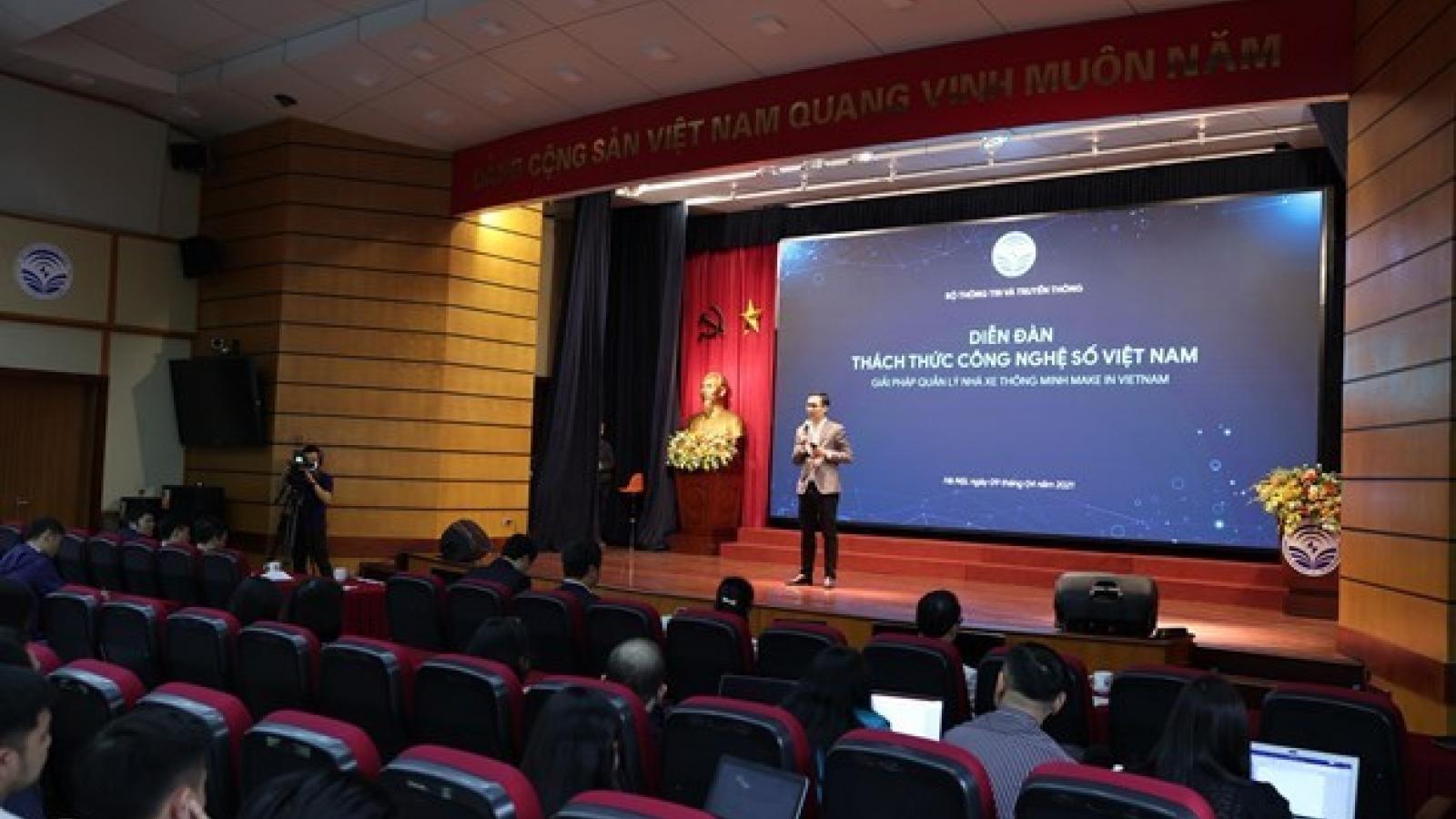 Forum spotlights digital transformation challenges