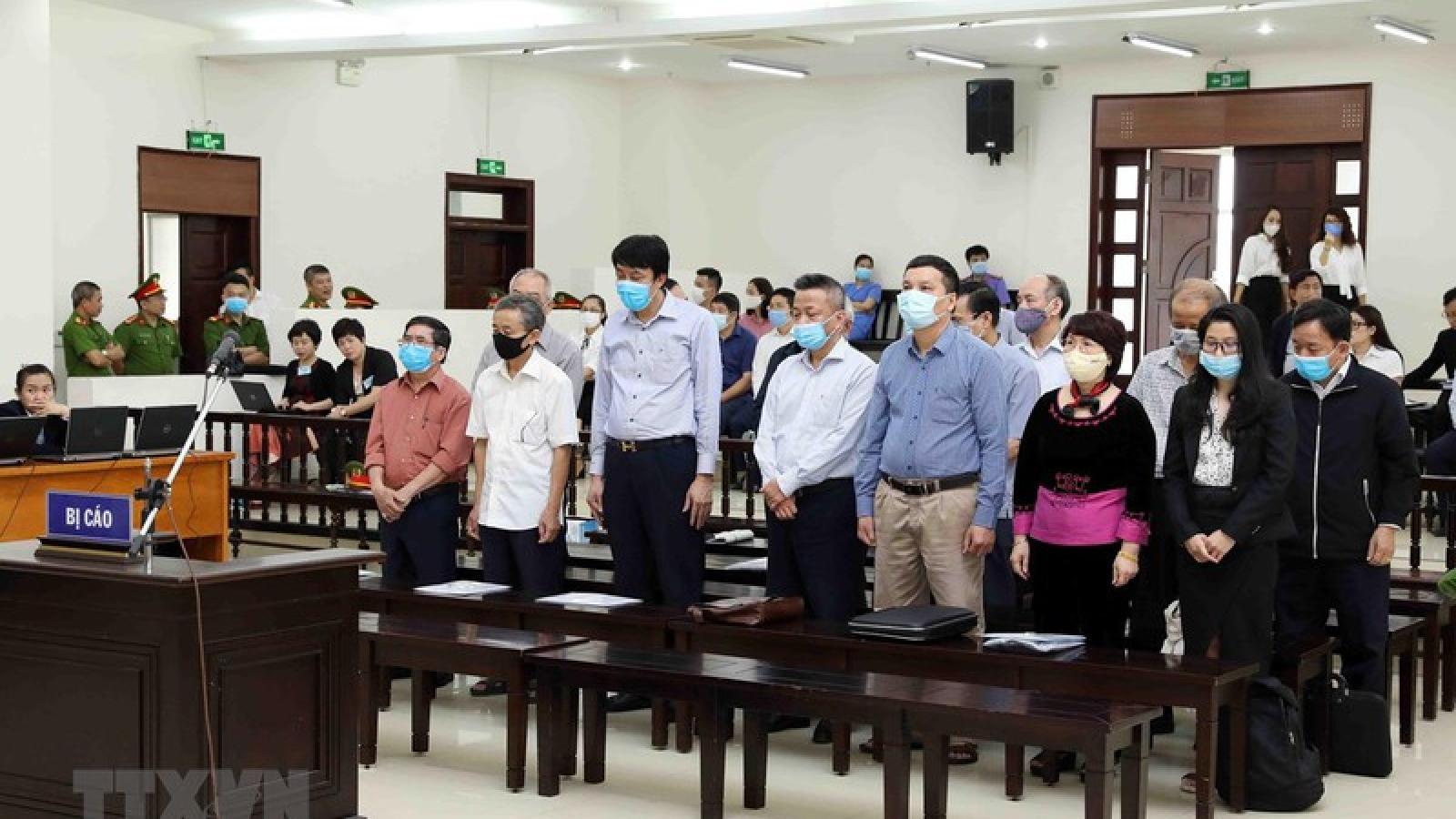 Xét xử vụ Gang thép Thái Nguyên: Hơn 2.000 tỷ đồng đã giải ngân đang ở đâu?