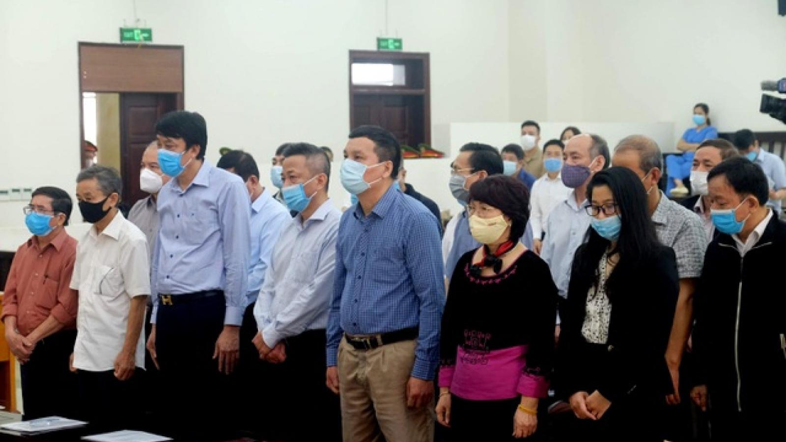 Cựu Tổng Giám đốc Công ty cổ phần Gang thép Thái Nguyên bị đề nghị từ 10-11 năm tù
