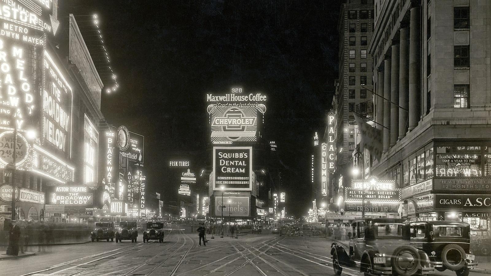 """Sự chuyển mình của """"thành phố không ngủ"""" New York (Mỹ) trong 110 năm"""