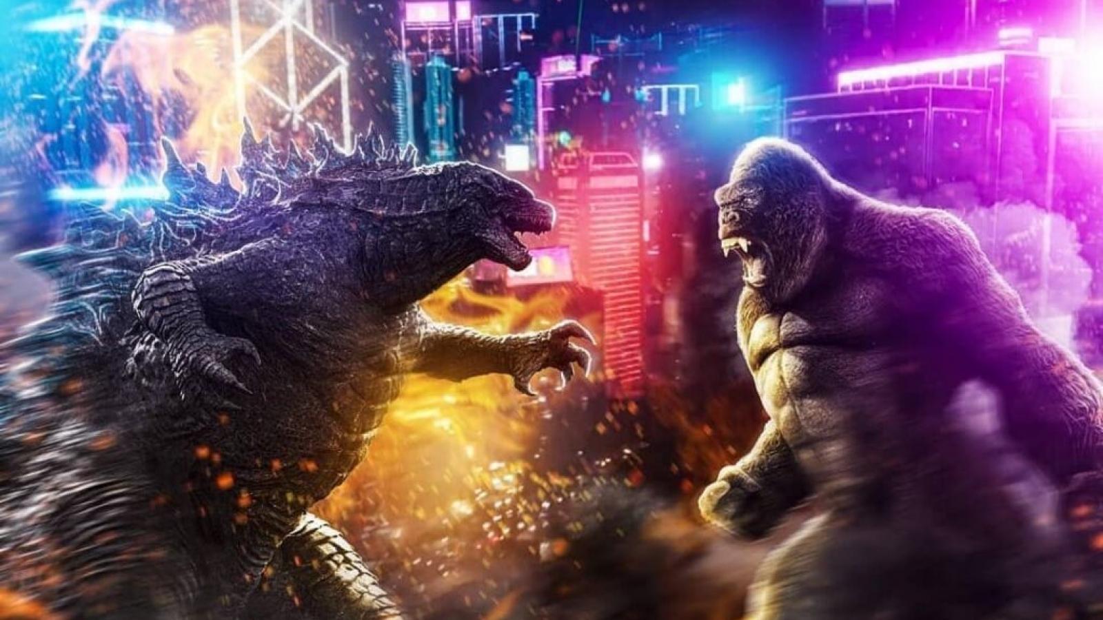 """""""Godzilla đại chiến Kong"""" - bá chủ phòng vé thế giới và Việt Nam"""