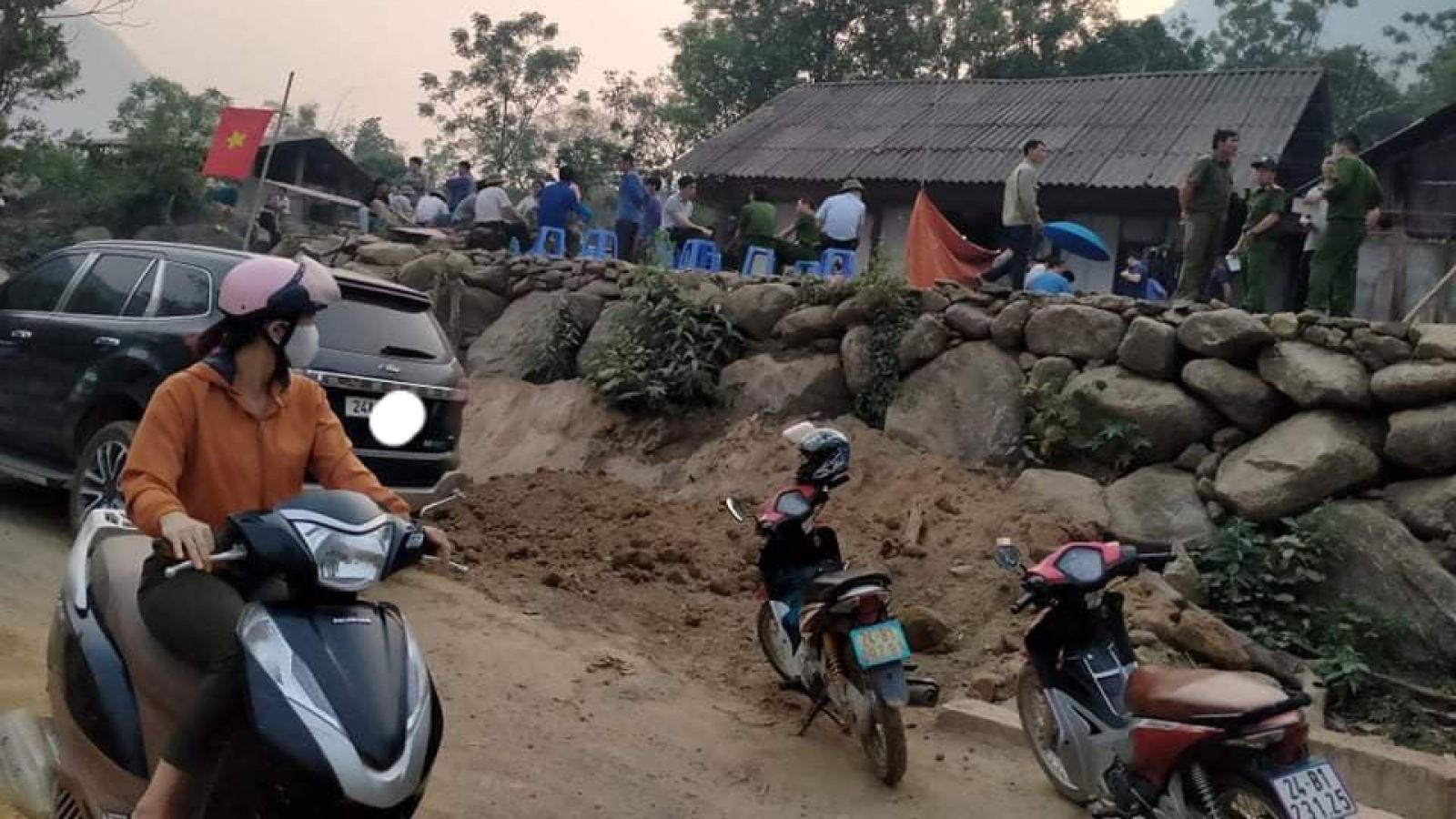 Sau 11 giờ truy tìm đã bắt được nghi phạm sát hại phụ nữ 65 tuổiở Lào Cai