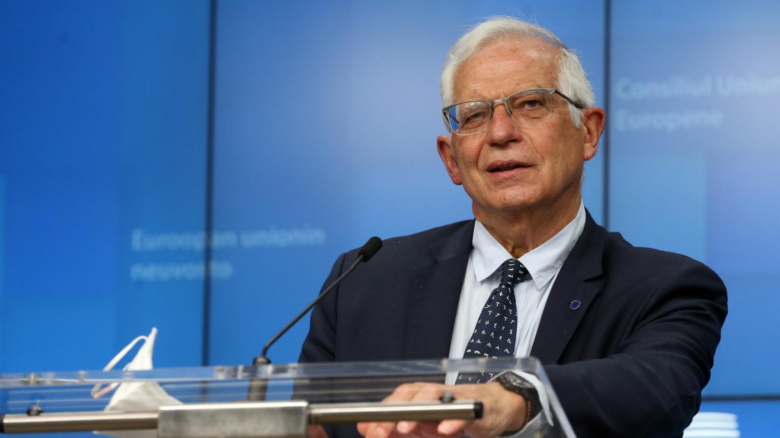 EU tố Nga dồn hơn 150.000 quân về biên giới Ukraine