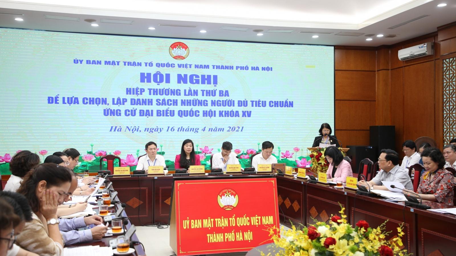 Giám đốc BV Bạch Mai Nguyễn Quang Tuấn được giới thiệu ứng cử ĐBQH