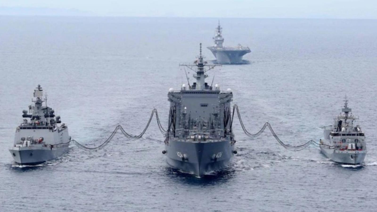 """Nga-Ấn Độ thiết lập cơ chế Đối thoại """"2+2"""", gửi thông điệp ngầm đến Mỹ và Trung Quốc"""