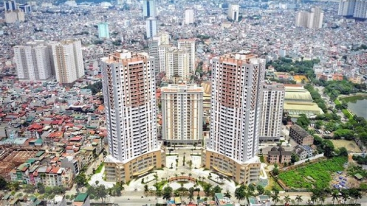 Hanoi's property market predicted to rebound strongly