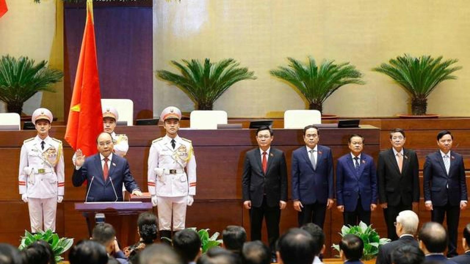 """Truyền thông Trung Quốc:Với ban lãnh đạo mới, Việt Nam sẽ """"nổi bật hơn"""" trong khu vực"""