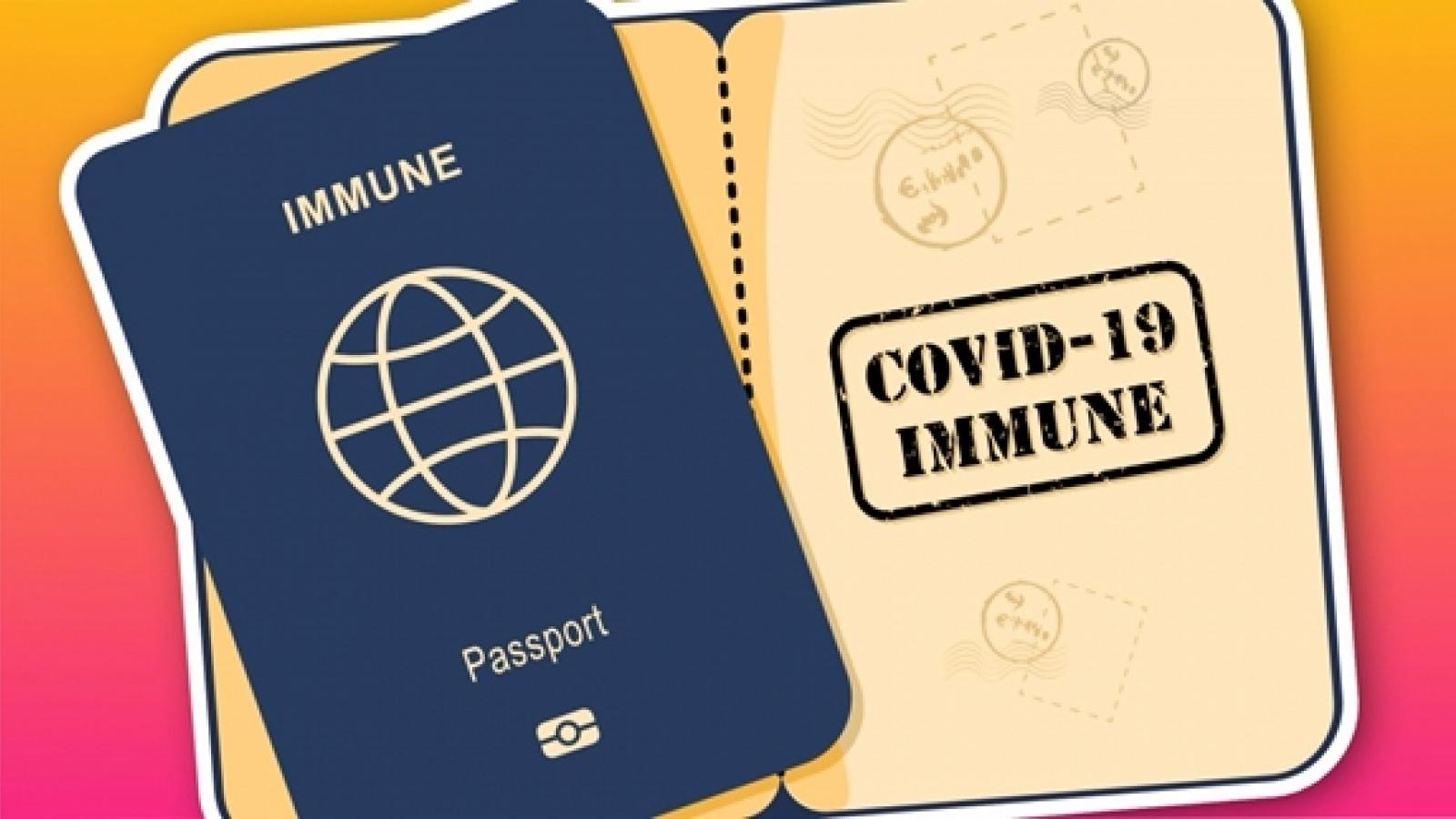 """""""Hộ chiếu vaccine"""" - Cần tiếp tục nghiên cứu cẩn trọng và chặt chẽ"""