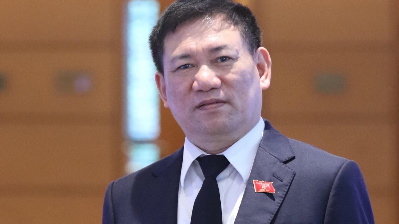 Tân Bộ trưởng Bộ Tài chính Hồ Đức Phớc: Cải cách hành chính gỡ nút thắt kinh tế