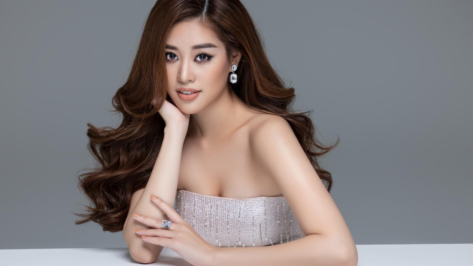 Miss Universe công bố video giới thiệu Hoa hậu Khánh Vân trên trang chủ