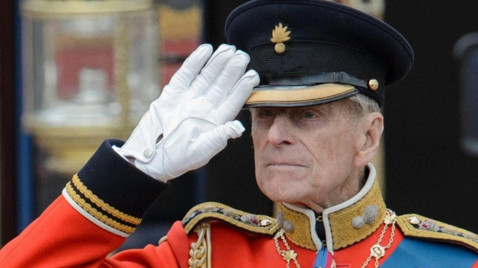 Lãnh đạo Việt Nam gửi điện chia buồn Hoàng thân Philip qua đời