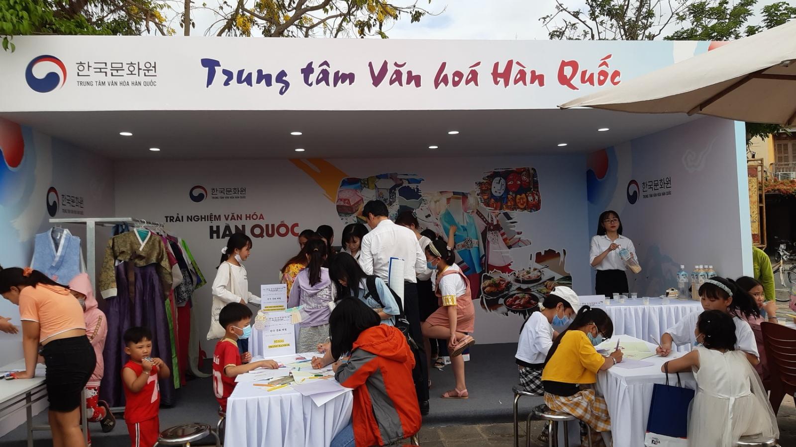 """Bế mạc """"Những ngày văn hóa Hàn Quốc tại Quảng Nam, Hội An 2021"""""""
