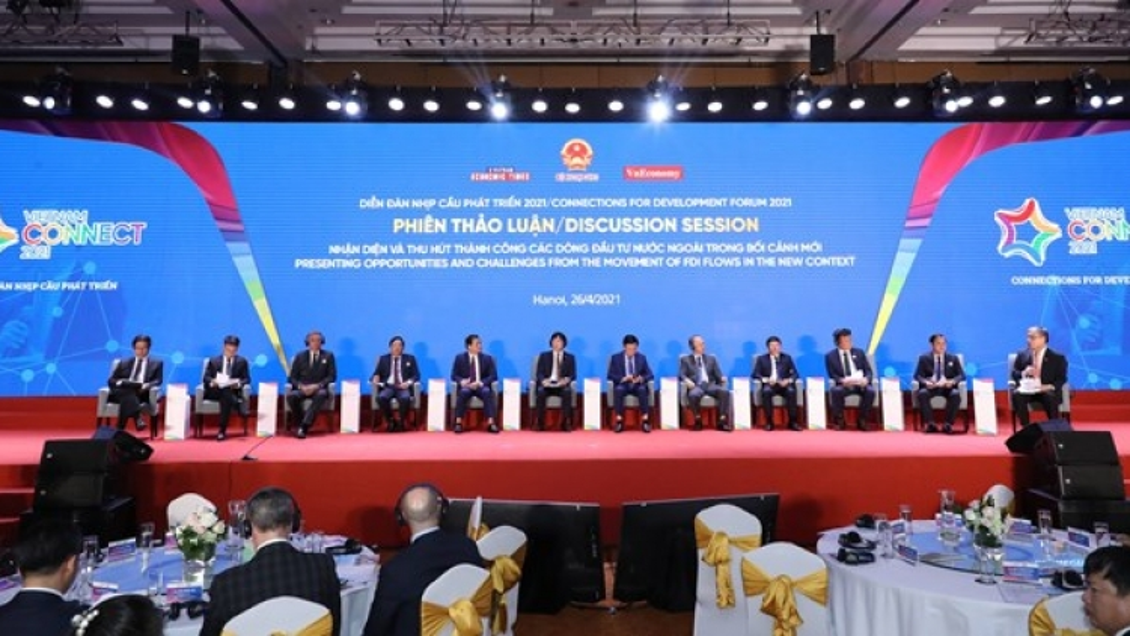 Vietnam remains safe destination for development of FDI inflows