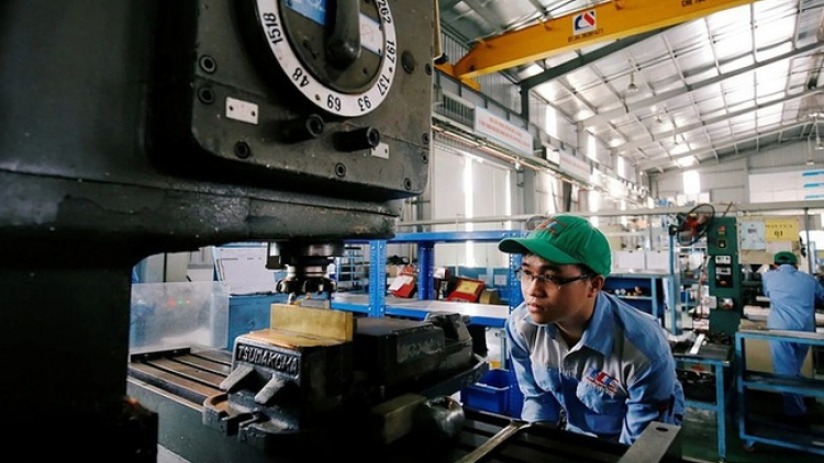 IMF forecasts 6.5% GDP for Vietnam this year