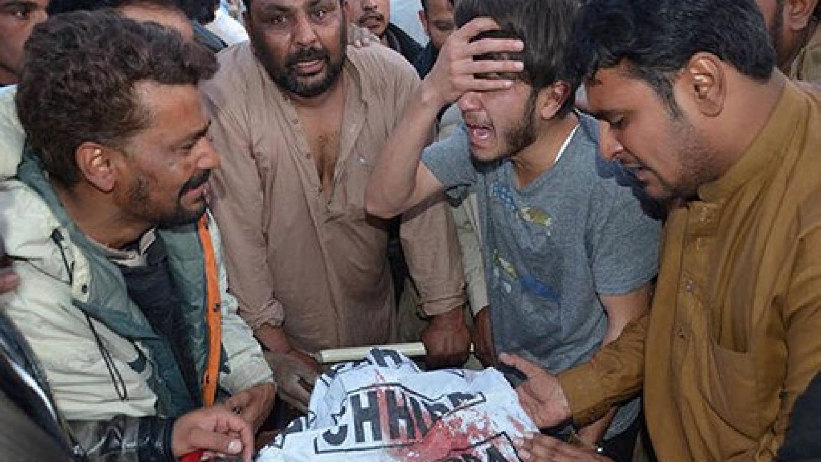 Tấn cônggia đình thẩm phán tòa án chống khủng bố tạiPakistan, 4 người thiệt mạng