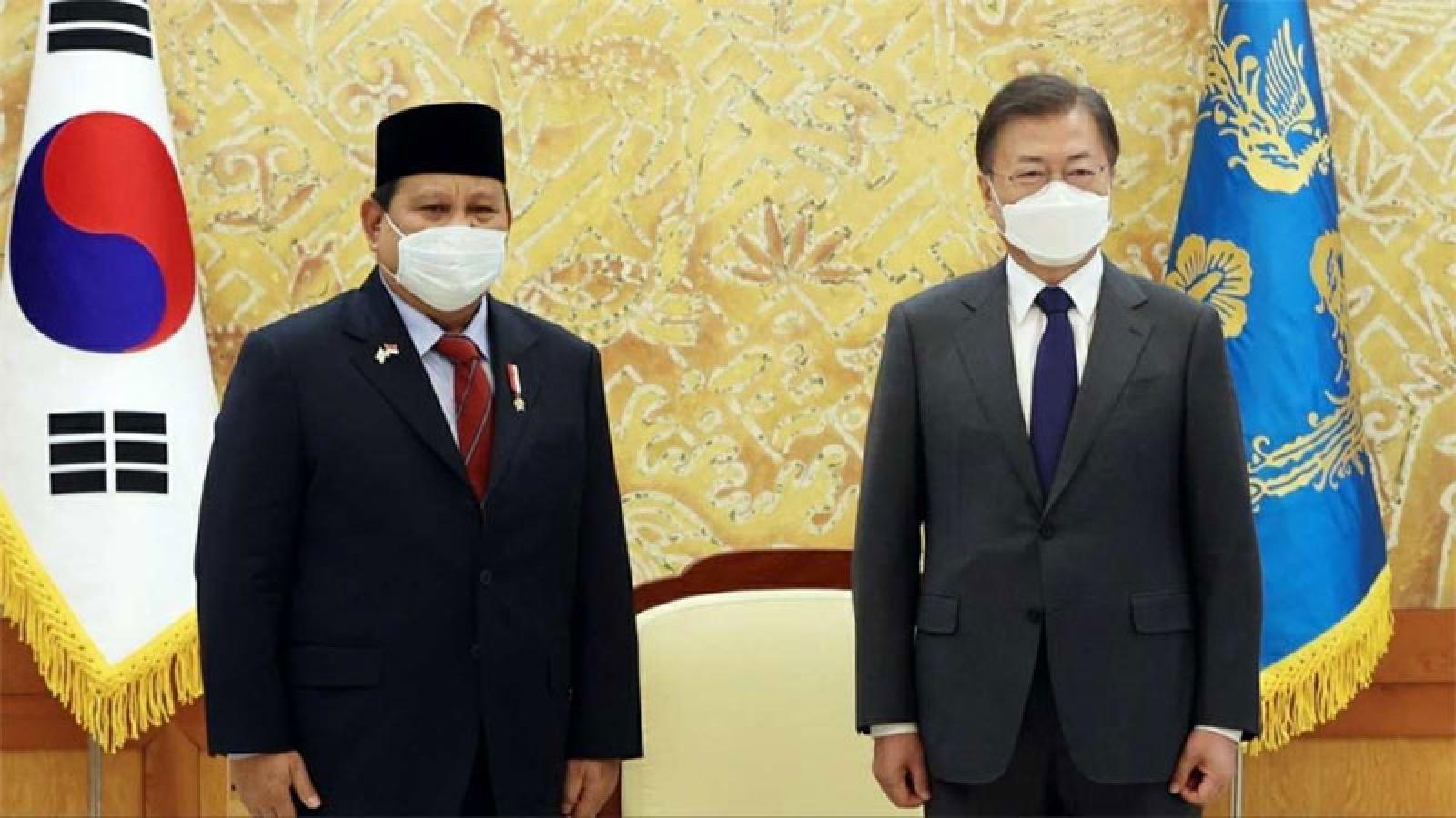 Indonesia đẩy mạnh ngoại giao quốc phòng, phát triển hệ thống vũ khí chính