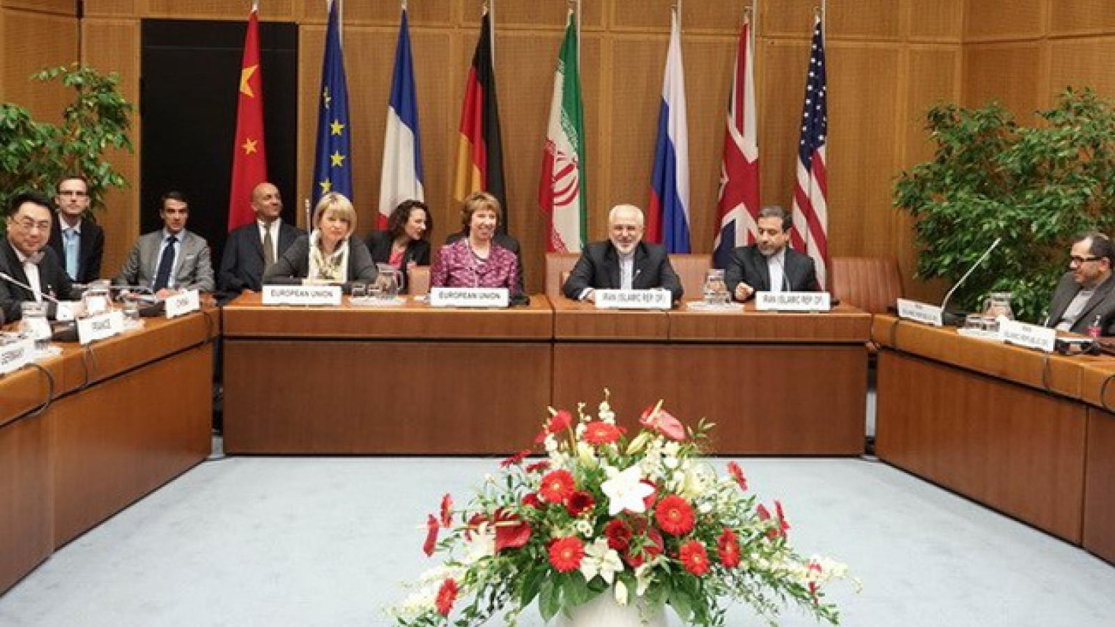 """Mỹ trao đổi với Iran về """"giới hạn"""" dỡ bỏ các lệnh trừng phạt"""