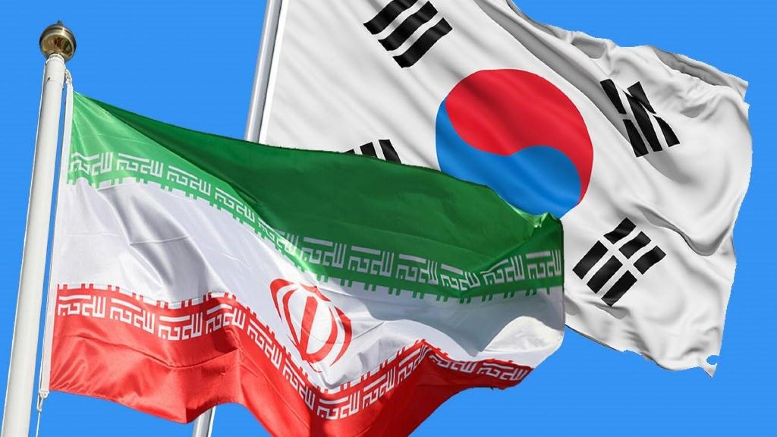 Thủ tướng Hàn Quốc lần đầu tiên đến thăm Iran sau 44 năm