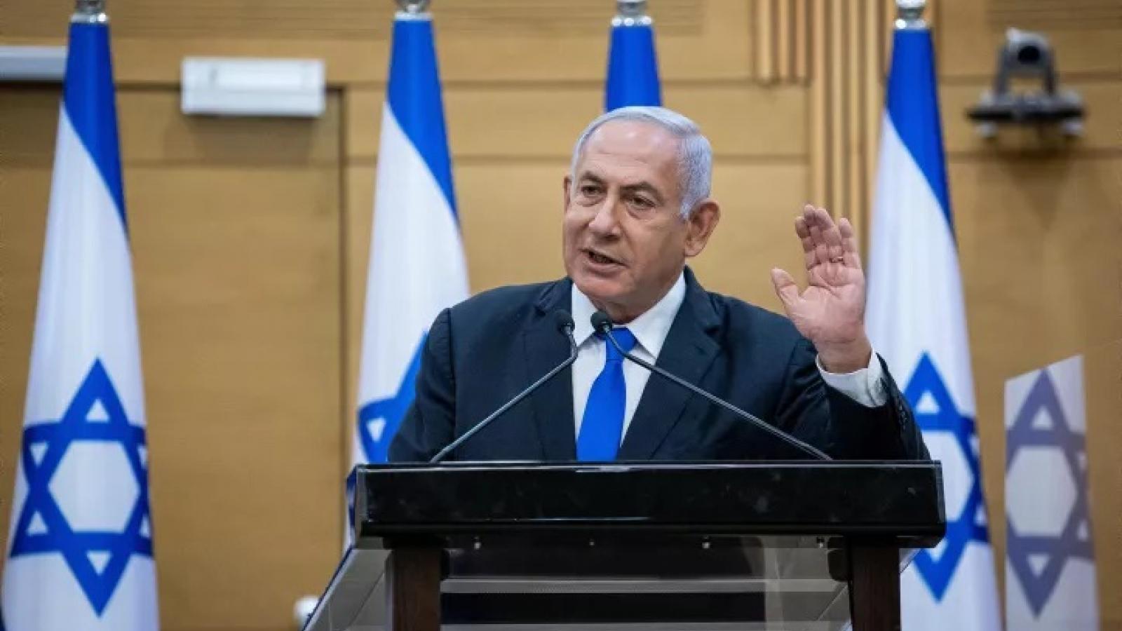 Israel đề xuất thành lập chính phủ liên minh trên cơ sở luân phiên