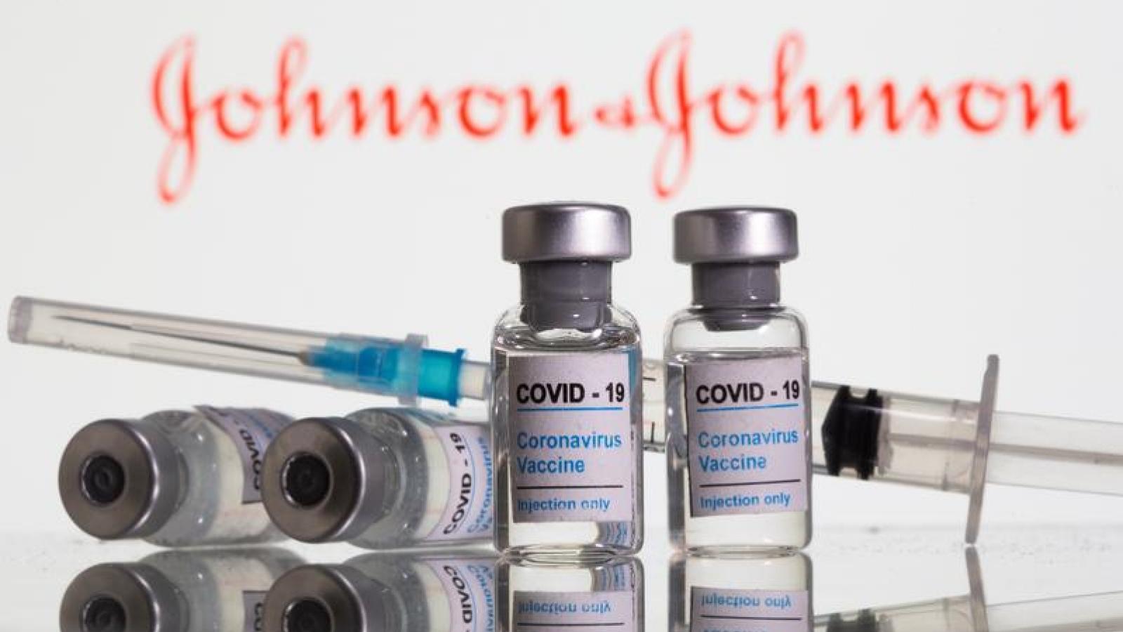Châu Âu điều tra sự cố hiếm gặp với vaccine Covid-19 của Johnson & Johnson