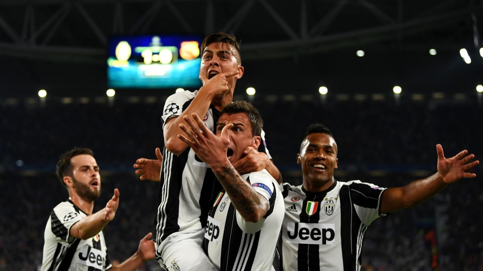 """Ngày này năm xưa: Juventus """"vùi dập"""" Barca ở Champions League"""