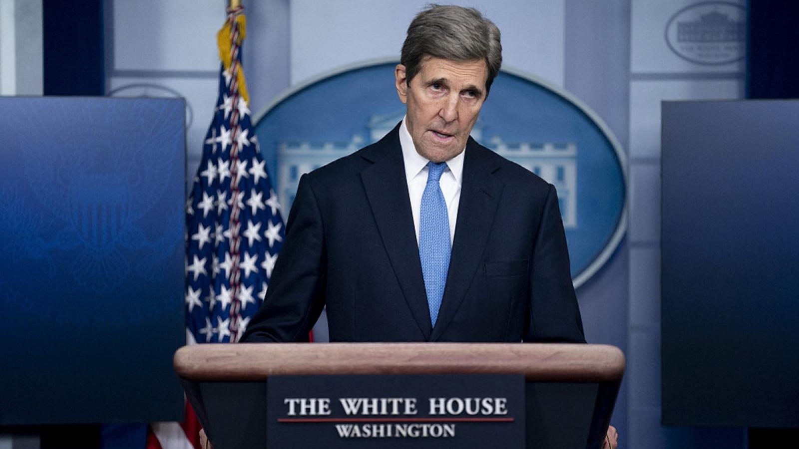 Đặc phái viên về khí hậu của Tổng thống Biden thăm Trung Quốc và Hàn Quốc