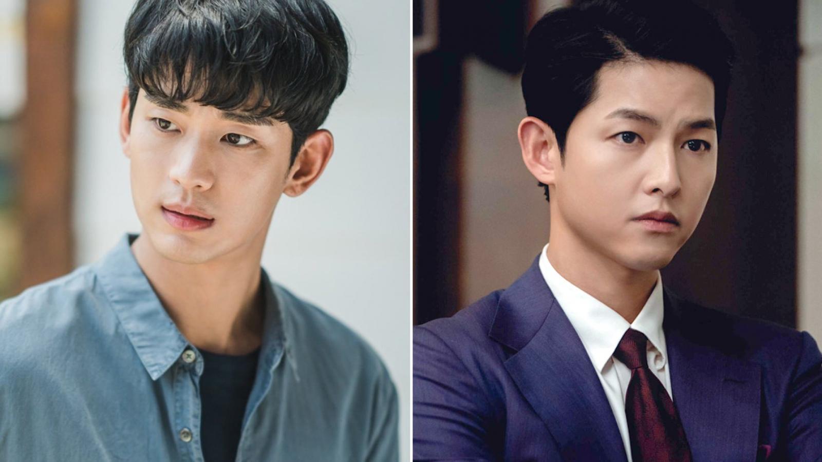 """Kim Soo Hyun cạnh tranh với Song Joong Ki, dàn sao """"Penthouse"""" ẵm trọn đề cử tại Baeksang"""
