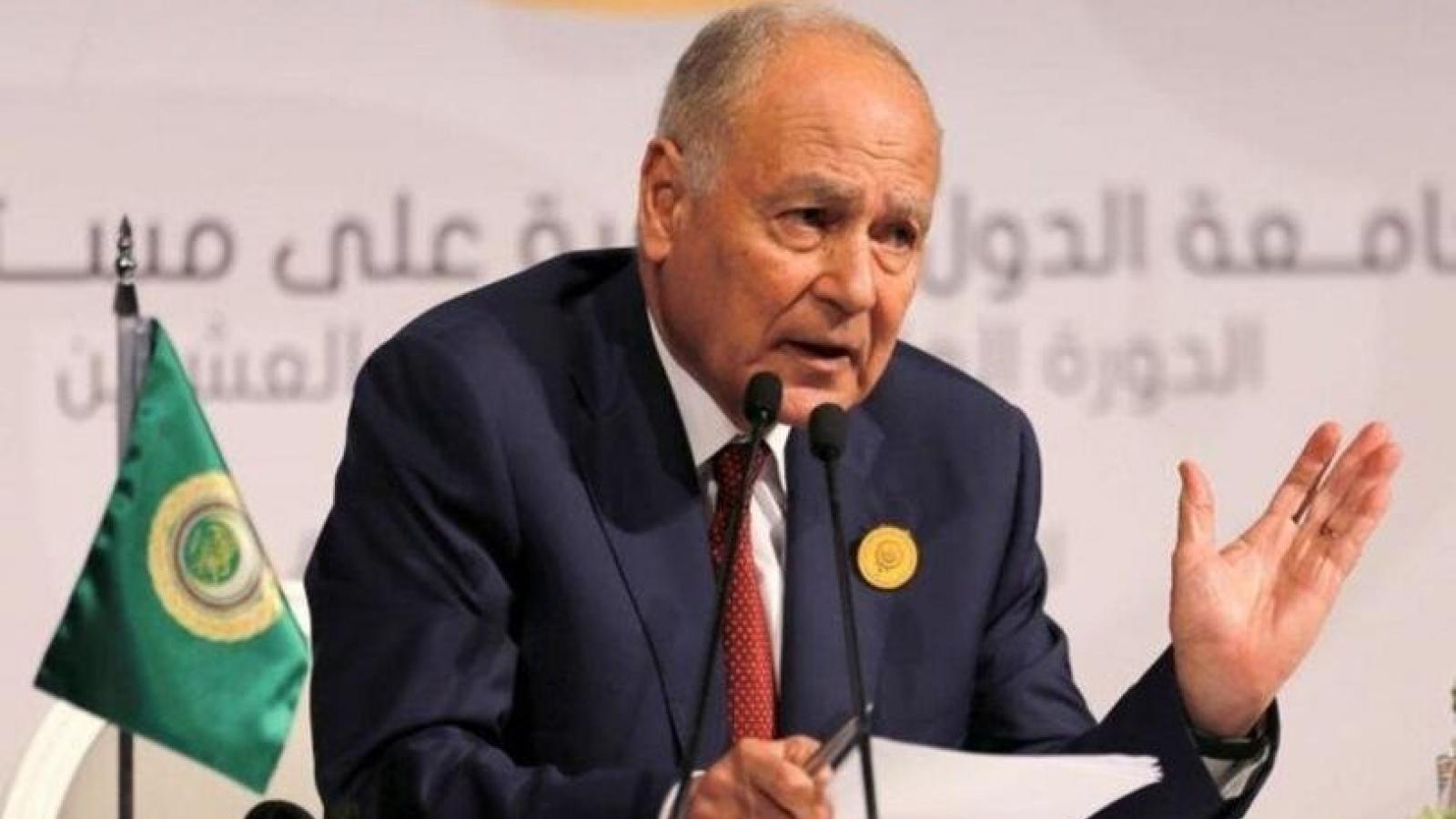 Liên đoàn Arab kêu gọi hợp tác chiến lược với LHQ để chấm dứt chiến tranh trong khu vực