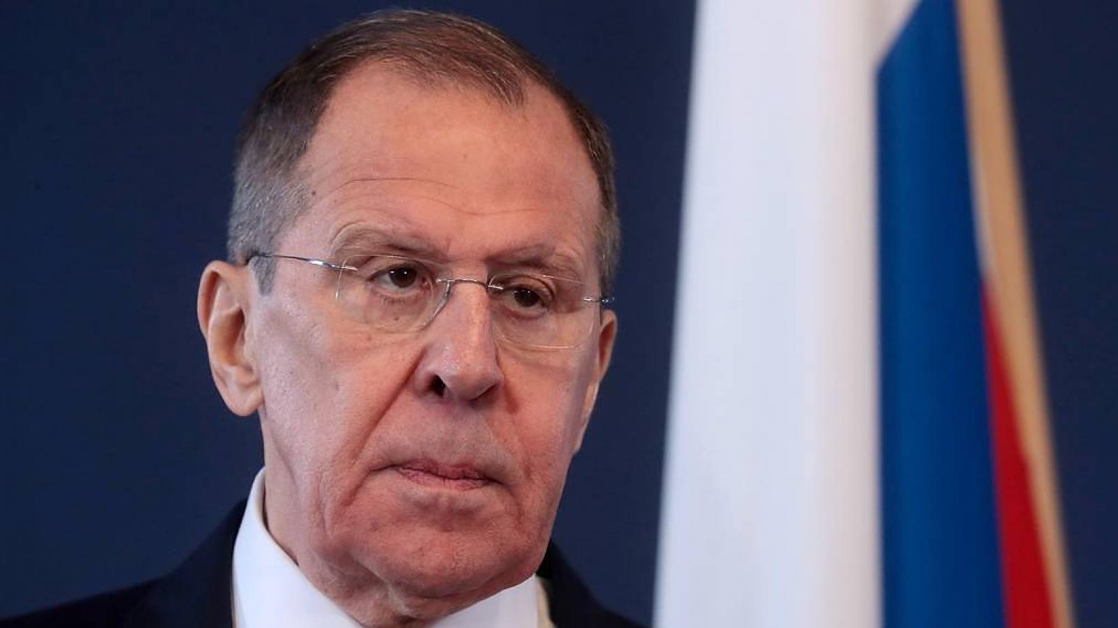 Nga nói chính Mỹ phải trả lời câu hỏi về hoạt động quanh Ukraine