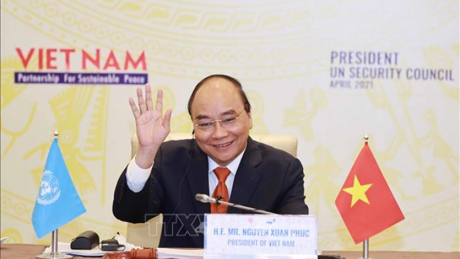 Dấu ấn Việt Nam tại phiên thảo luận mở cấp cao ở Hội đồng Bảo An