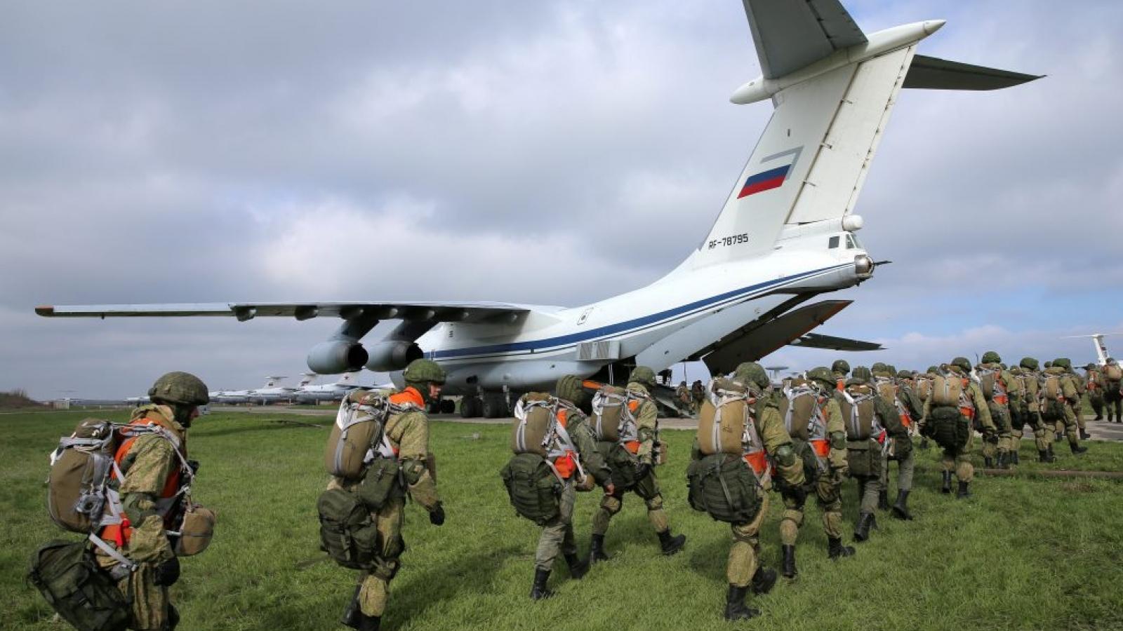 Thông điệp Nga gửi tới Ukraine và phương Tây sau quyết định rút quân khỏi biên giới