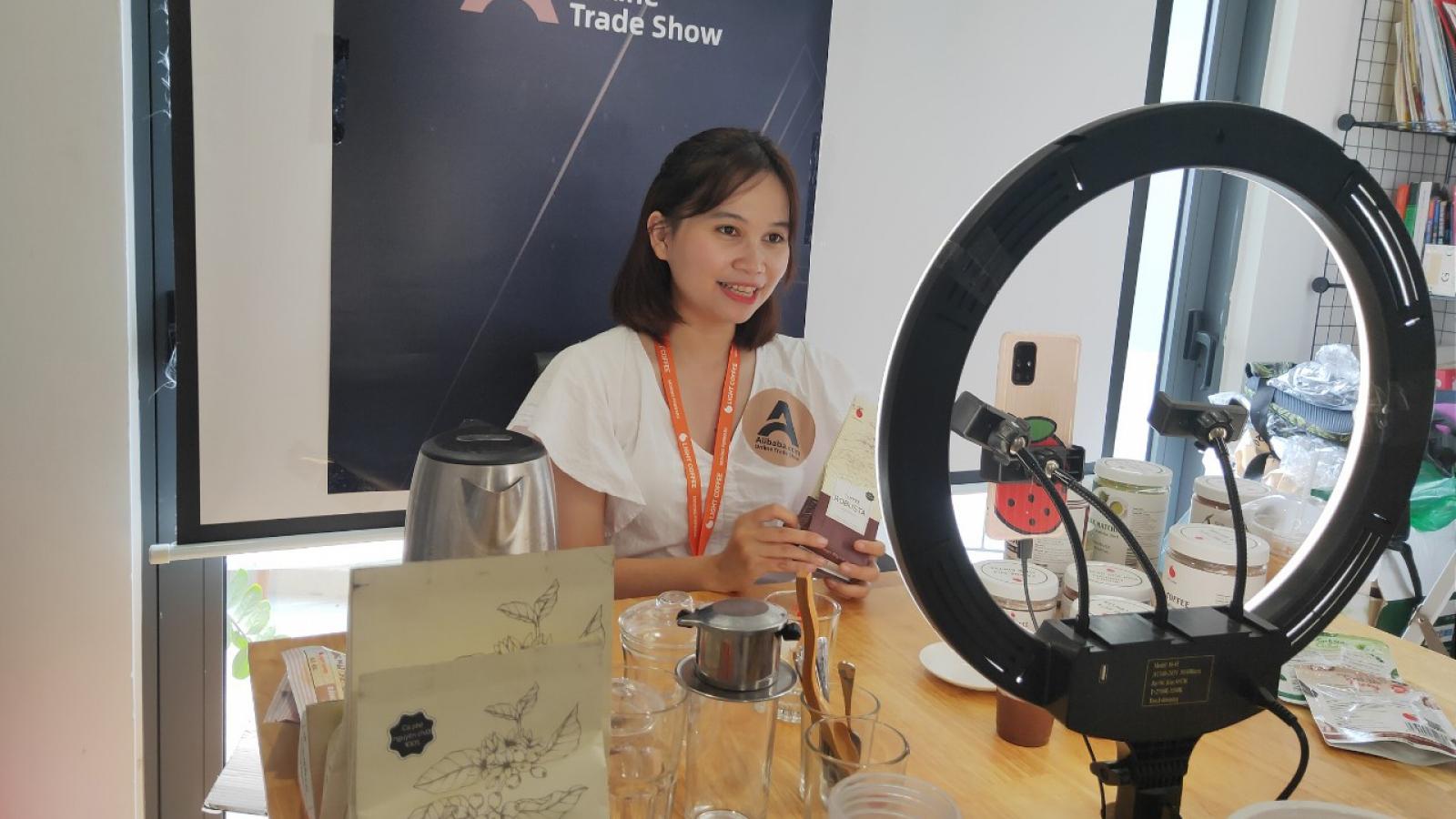 Hàng hóa Việt Nam có khả năng cạnh tranh trên Amazon và Alibaba