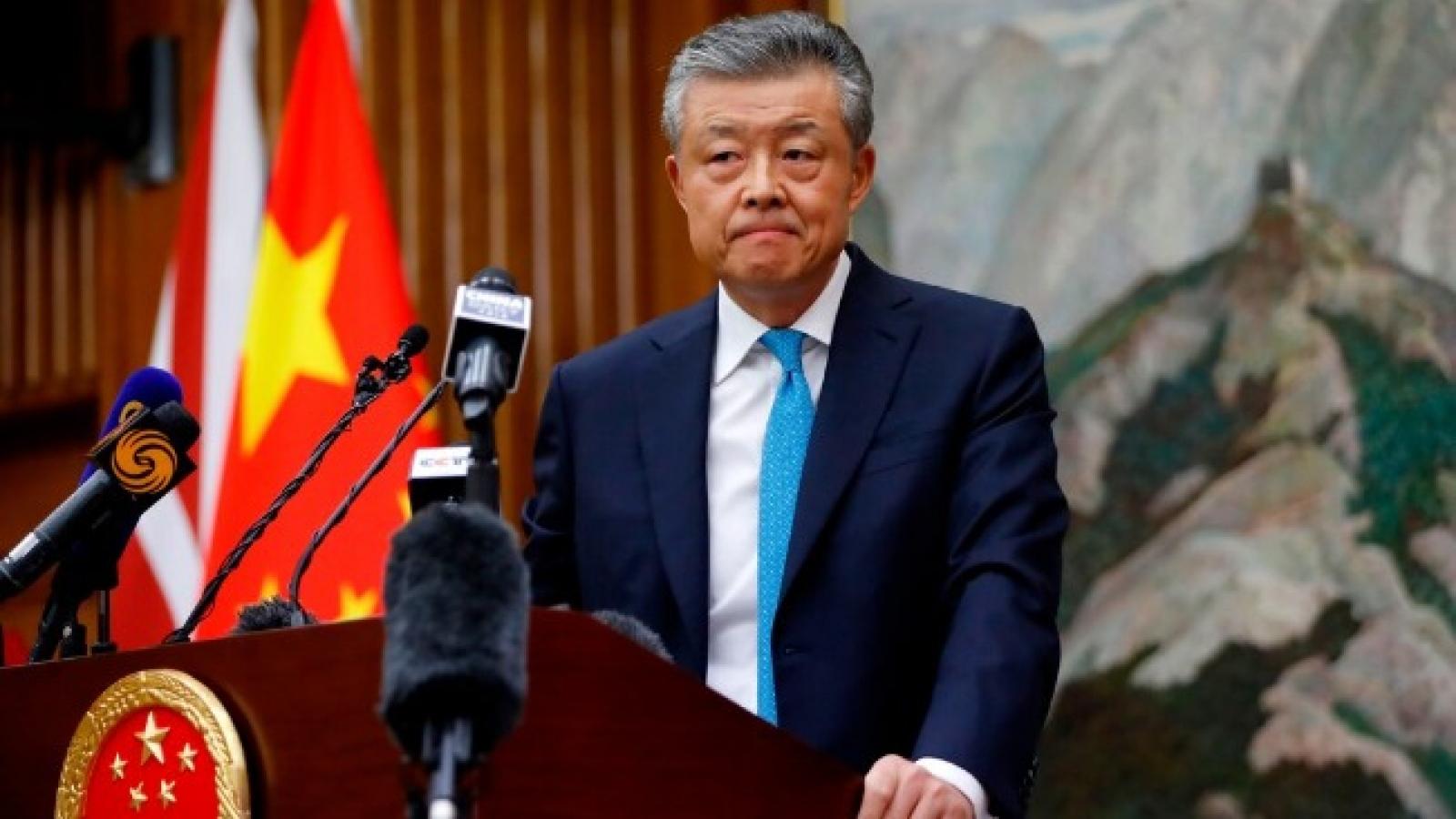 Trung Quốc bổ nhiệm cựu Đại sứ tại Anh làm Đặc phái viên về Triều Tiên