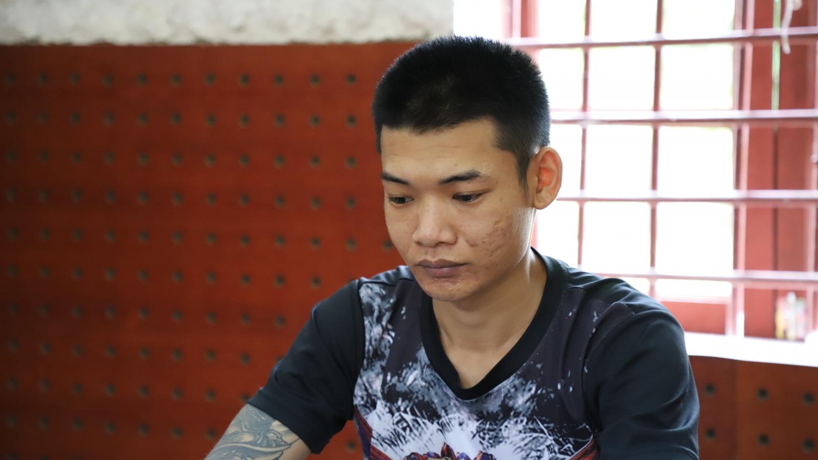 Bắt vụ mua bán ma túyqua mạng xã hội ở Yên Bái